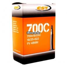 CST튜브 700X18/25C (18/25-622) FV 자전거튜브