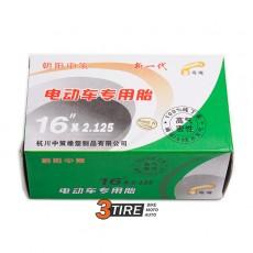 16X2.125 16인치 전동스쿠터 원동기 튜브 중국산 - 킹송, 실버윙, 이지웨이